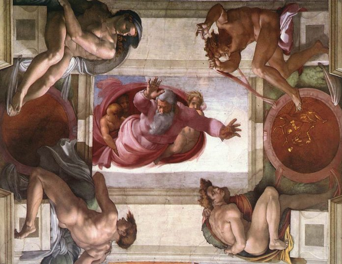 Michelangelo. Theories of Genius