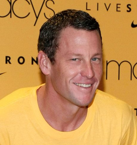 Lance Armstrong. Biography. Personal life