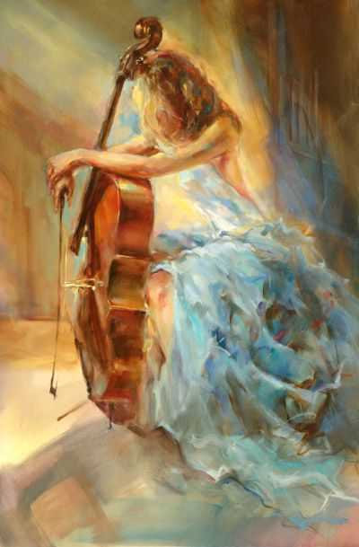Anna Razumovskaya. Genius and creativity