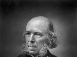 Herbert Spencer. Biography and contribution