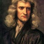 Isaac Newton. Quotes on creativity