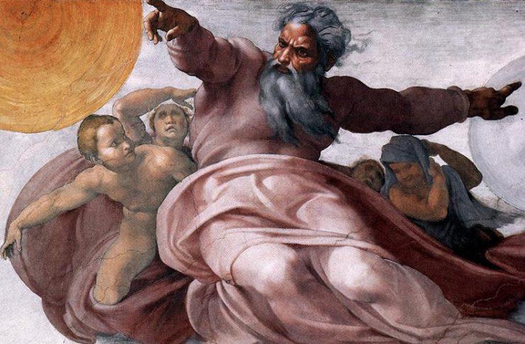 Michelangelo Buonarroti. Quotes about Genius