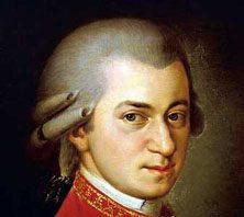 Wolfgang Amadeus Mozart. B