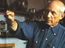 Pablo Picasso. Quotes on creativity
