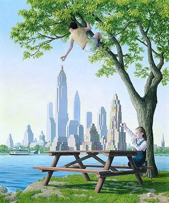 Robert Gonsalves. Creativity