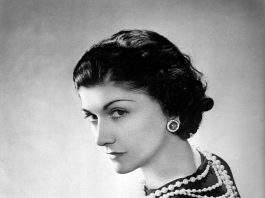 Coco Chanel. Creativity