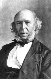 Herbert Spencer. Biography. Contributions