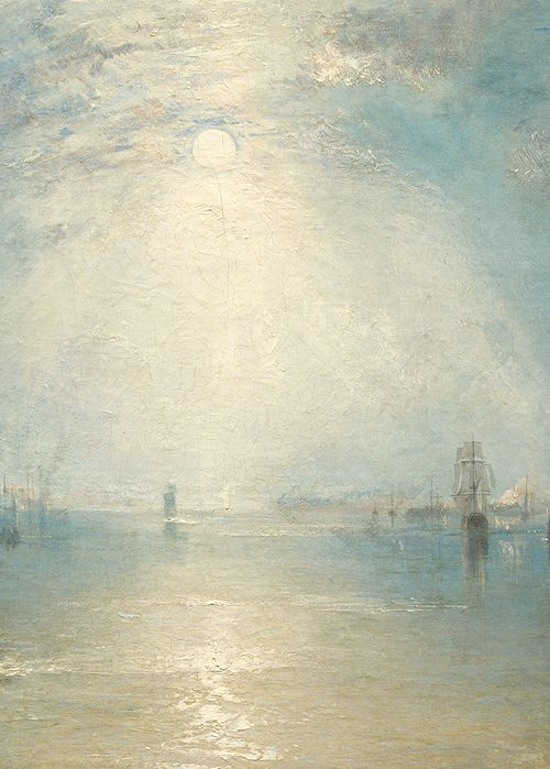 Joseph Mallord William Turner. Creativity