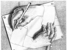 M. Escher. Creativity