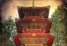 Pagoda of Nikko, Japan