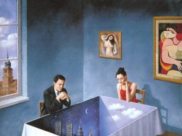 Rafal Olbinski. Creative Imagination