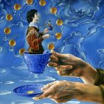 Michael Cheval. Surrial art