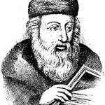 Portrait by Rabbi Akiva