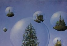 Rafal Olbinski. Paintings