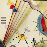 Abstract Work by Wassily Kandinsky.