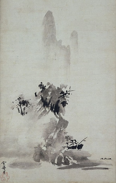 Sesshū Toyo. Japanese Zen painter