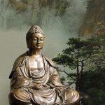 Buddha Sidharta Gauyama. Chan Buddhism