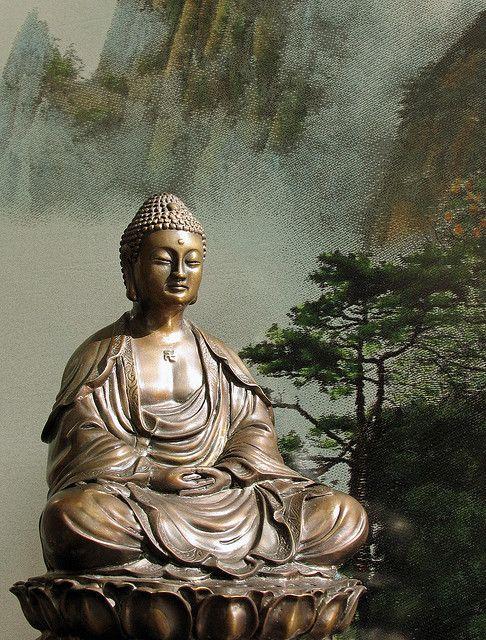 Медитации в буддизме — Buddha World
