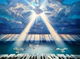 Vladimir Kush surreal paintings
