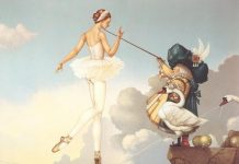 Michael Parkes surreal art