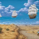 Robert Gonsalves paintings