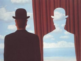 Rene Magritte. Creative puzzle